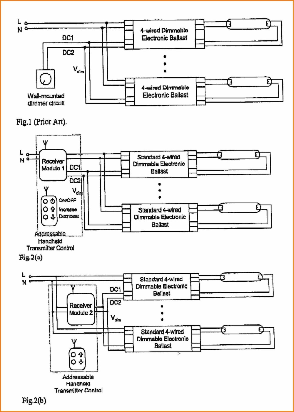 medium resolution of led fluorescent retrofit wiring diagram