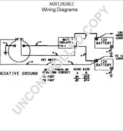 leece neville alternators wiring diagram wirings diagram on 24 volt alternator  [ 1000 x 1000 Pixel ]