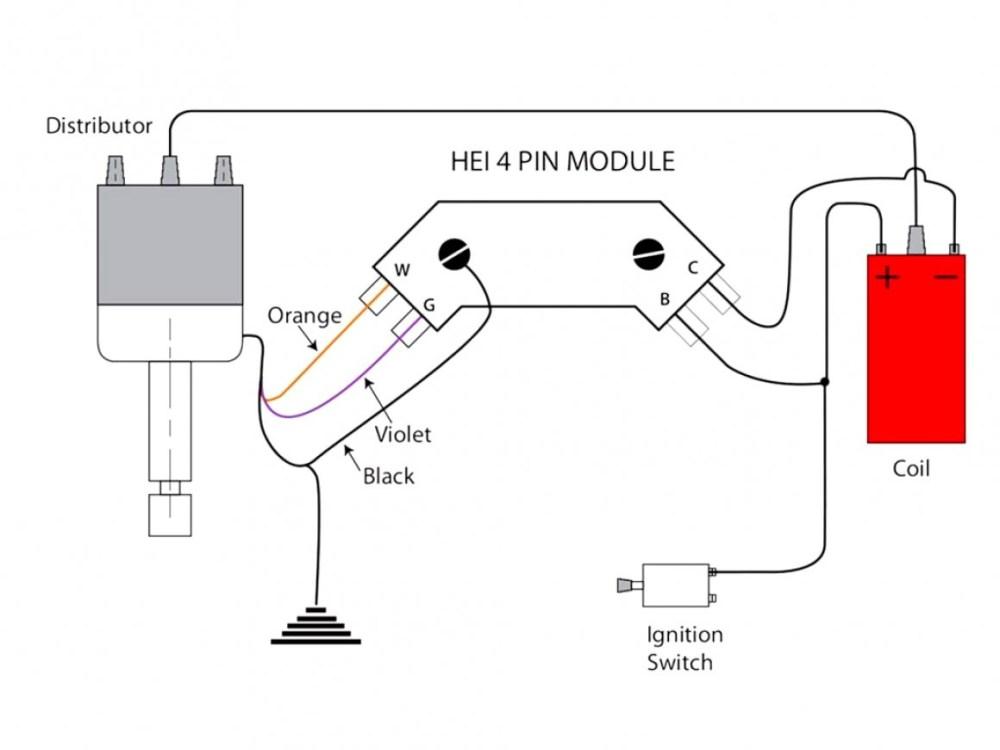 medium resolution of mallory magnetic breakerless wiring diagram wiring diagram mallory magnetic breakerless distributor wiring diagram