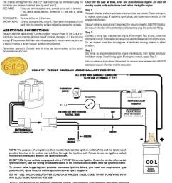 mallory magnetic breakerless wiring diagram wiring diagram mallory magnetic breakerless distributor wiring diagram [ 1096 x 1236 Pixel ]