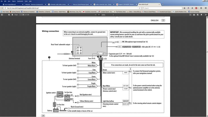 Wiring Diagram Questions