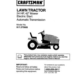 model wiring craftsman diagram tractor 917272674 all wiring craftsman model 917 wiring diagram [ 788 x 1024 Pixel ]
