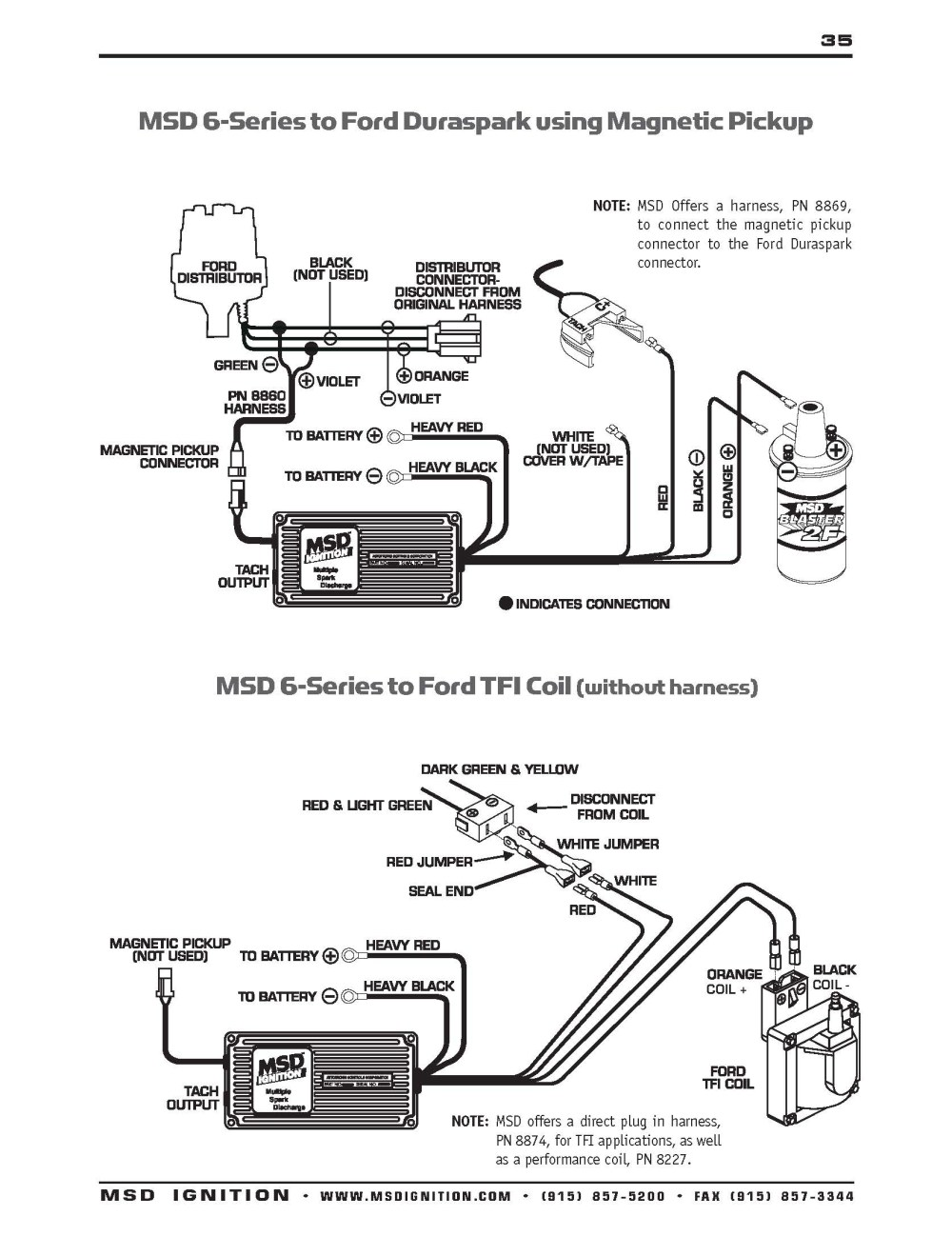 medium resolution of a msd wiring diagram for jeep l6