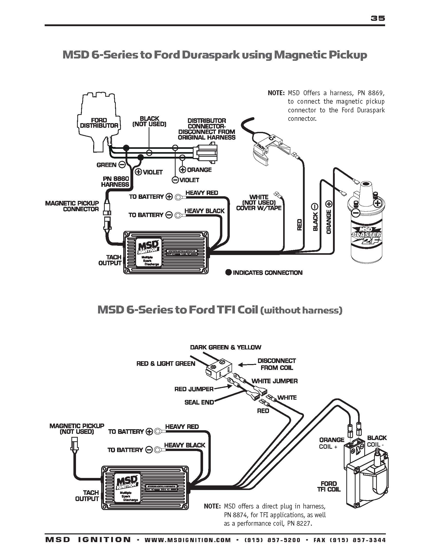 hight resolution of a msd wiring diagram for jeep l6