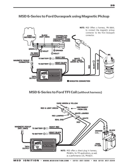 small resolution of a msd wiring diagram for jeep l6
