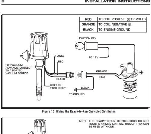 small resolution of msd 6al tach wiring diagram wiring diagram msd distributor wiring diagram