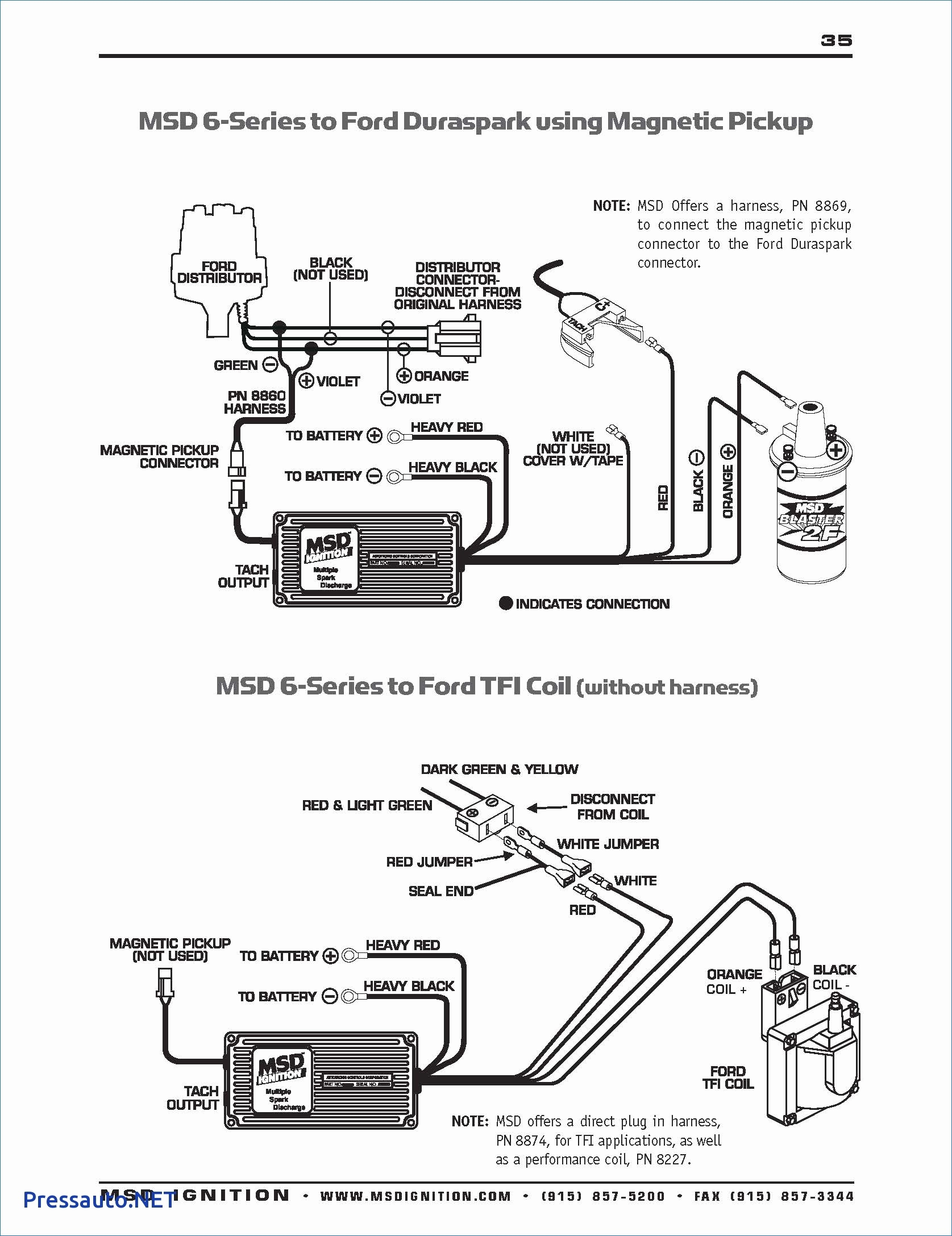 coil and msd 6al wiring diagram all diagram schematics Msd Ford Wiring Diagrams msd 6al2 install question!! mustang