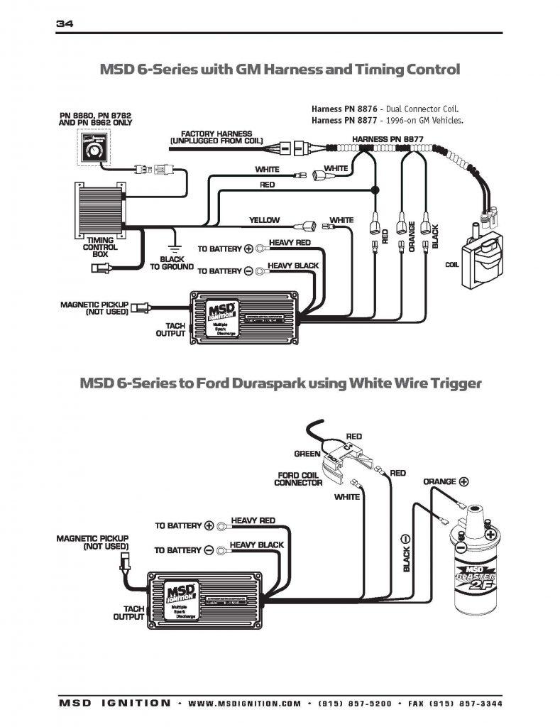 medium resolution of msd 7al 3 wiring diagram chevy wiring diagram online chevy hei distributor wiring diagram