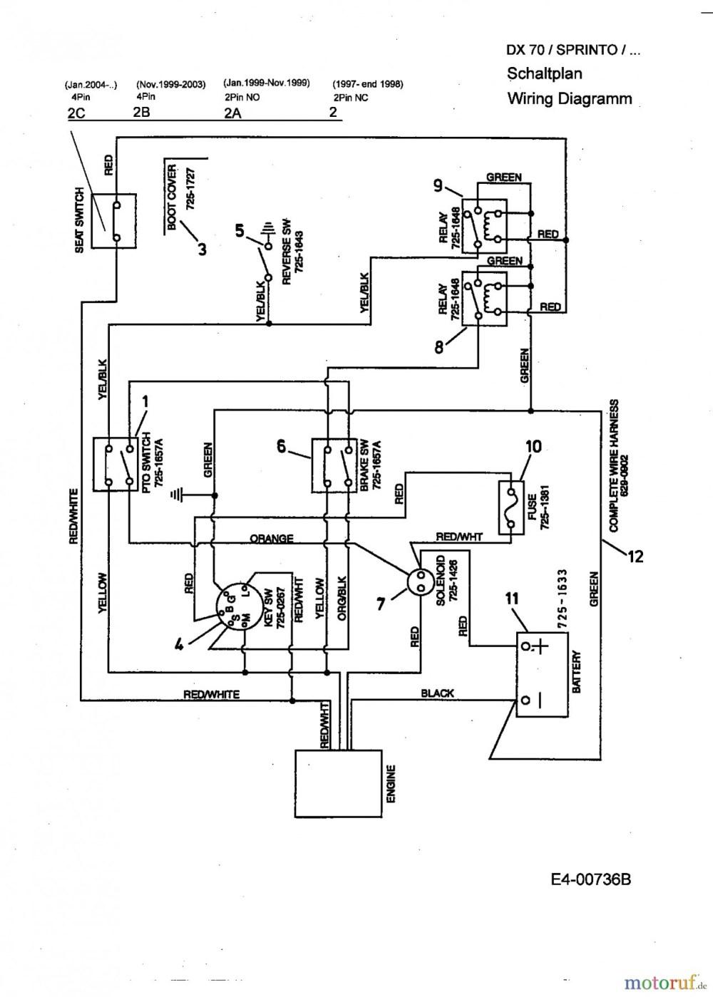 medium resolution of mtd 13cd609g063 wiring diagram wiring diagrams data mtd ignition switch wiring diagram source mtd lawn mower