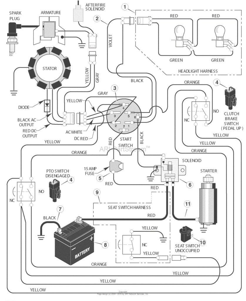 hight resolution of  murray ignition switch diagram trusted wiring diagram lawn mower on snapper lawn mower wiring