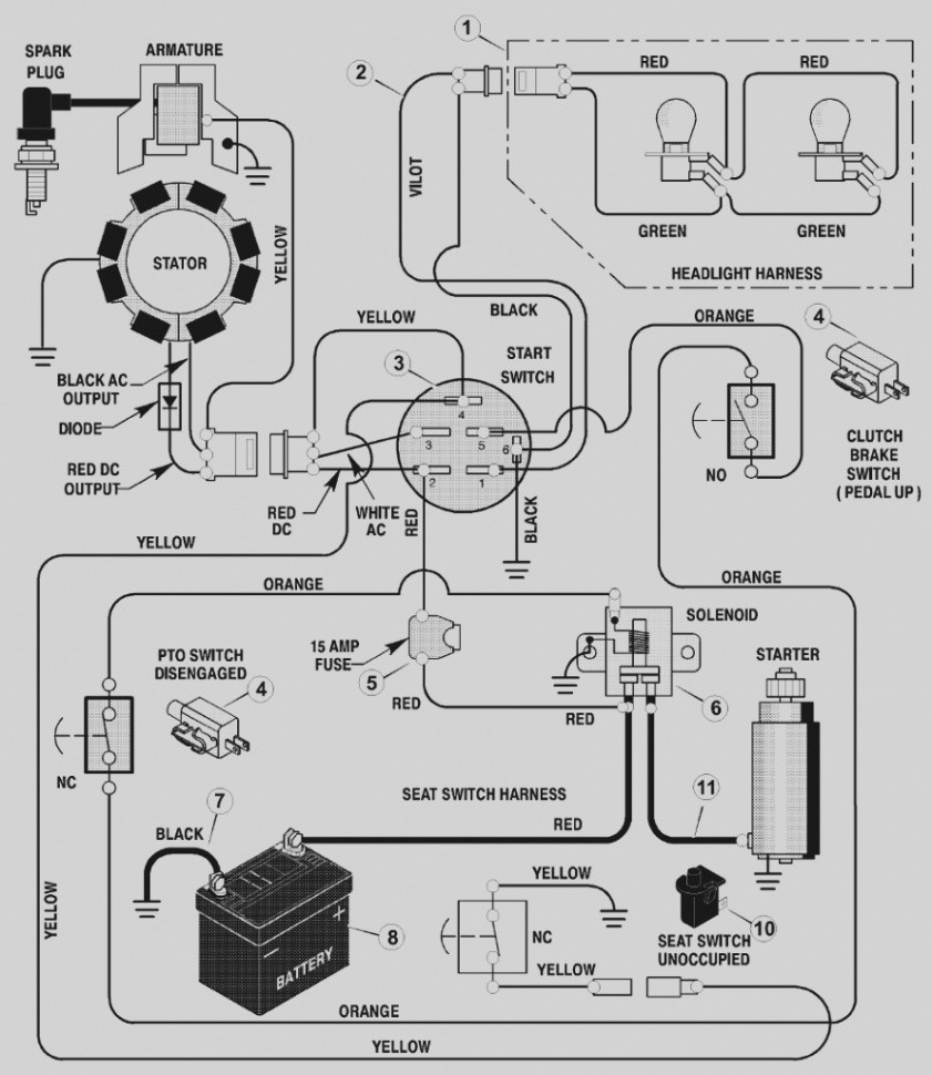 medium resolution of murray lawn mower ignition switch wiring diagram wirings diagram murray lawn mower wiring diagram 30900x8 murray