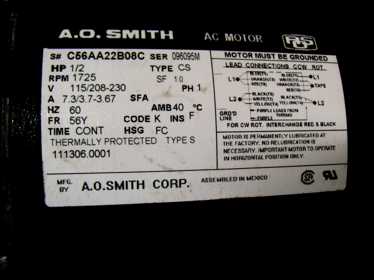 hight resolution of ao smith motor wiring diagram wiring diagram var ao smith fan motor wiring diagram
