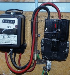 old ferranti electricity meter electric meter wiring diagram [ 1280 x 1024 Pixel ]