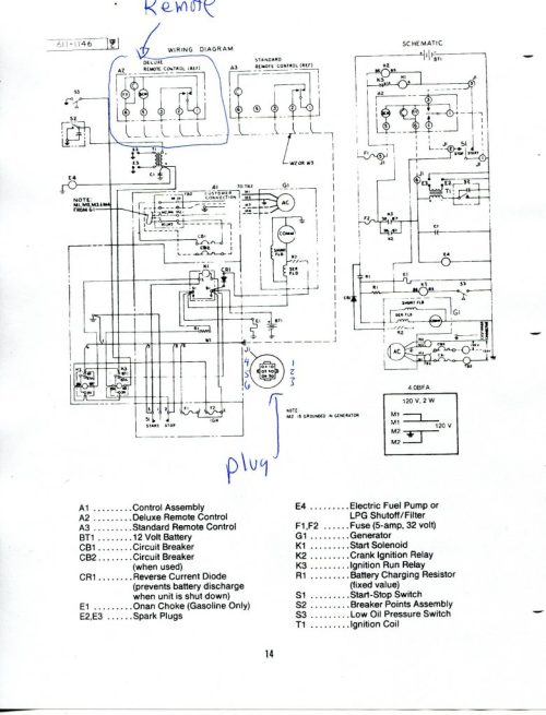 small resolution of onan 4000 generator wiring diagram wirings diagram onan 4000 rv generator onan 4000 rv generator wiring