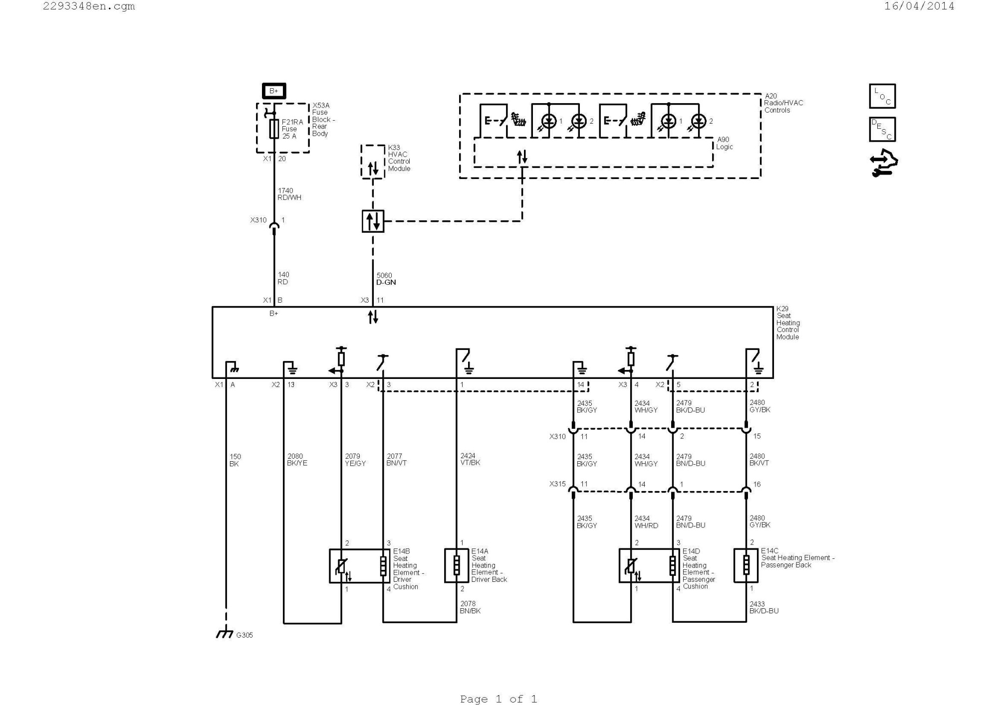Delco One Wire Alternator Wiring Diagram - on