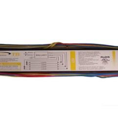 philips advance icn4p32n 120 277v 4 lamp t8 electronic ballast youtube 4 lamp t8 ballast wiring diagram [ 1280 x 720 Pixel ]