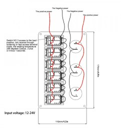 4 prong toggle switch wire diagram index listing of wiring diagrams4 pin rocker switch wiring diagram [ 910 x 910 Pixel ]