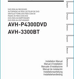 pioneer avh p2300dvd wiring diagram all wiring diagram pioneer avh p2300dvd wiring diagram [ 954 x 1307 Pixel ]