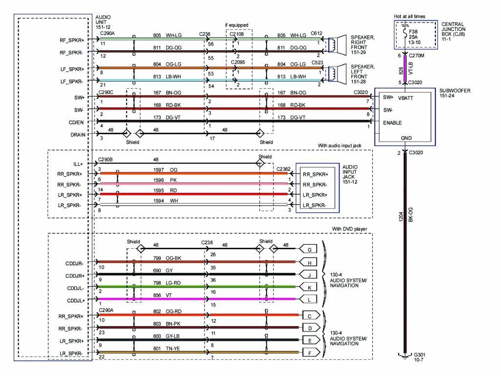 Pioneer Deh P3000Ib Wiring Diagram