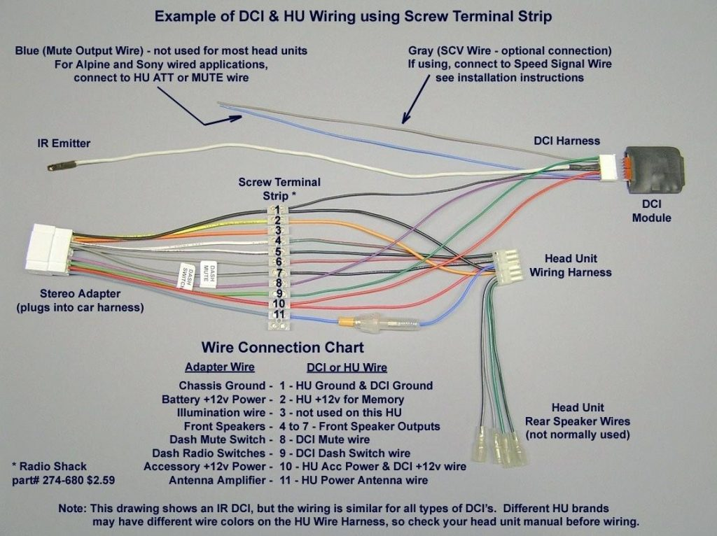 pioneer super tuner wiring diagram 1999 volkswagen passat