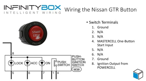 small resolution of  push start stop wiring diagram schematic diagram push on on honeywell