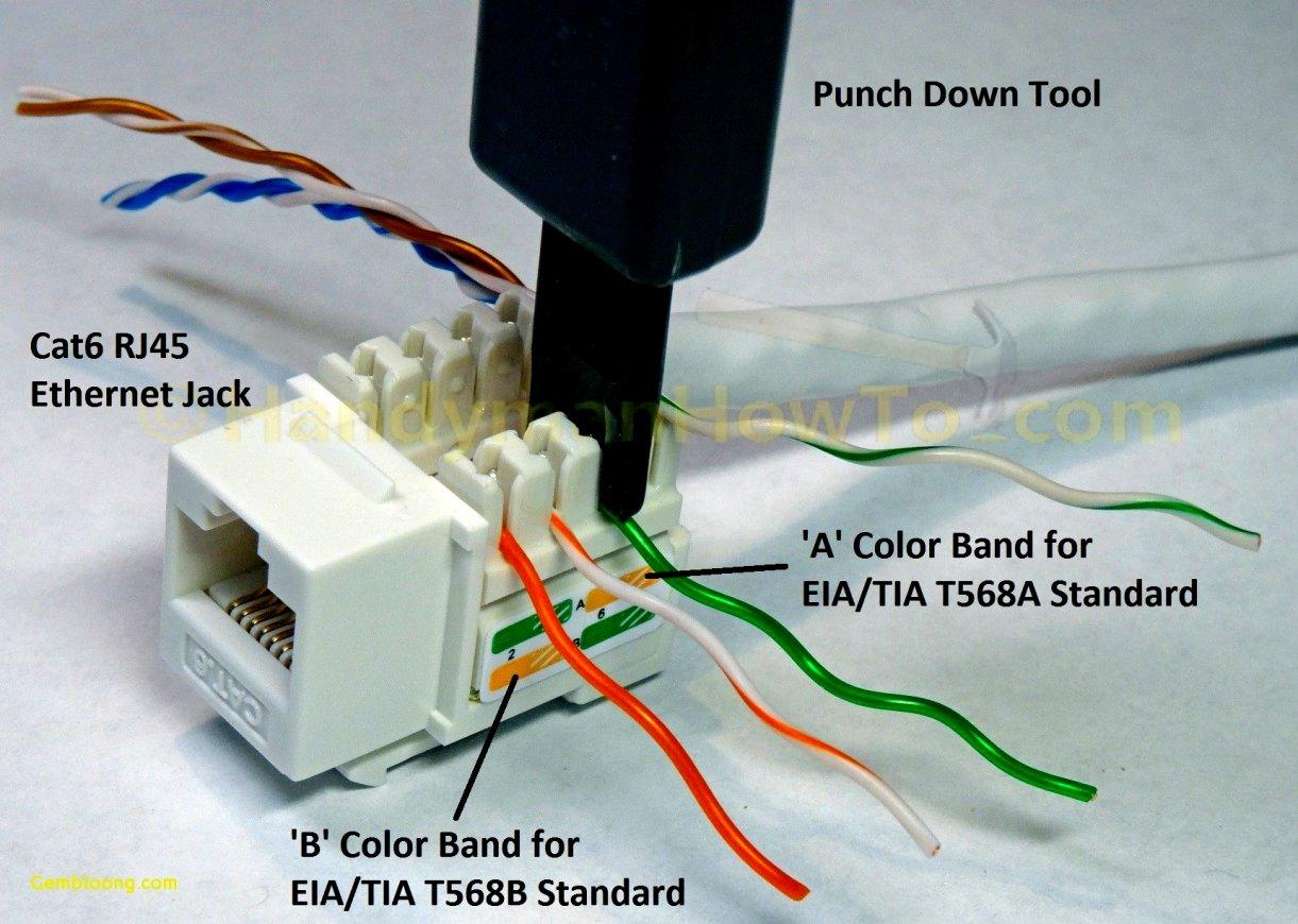 Wiring Diagram For Rj40