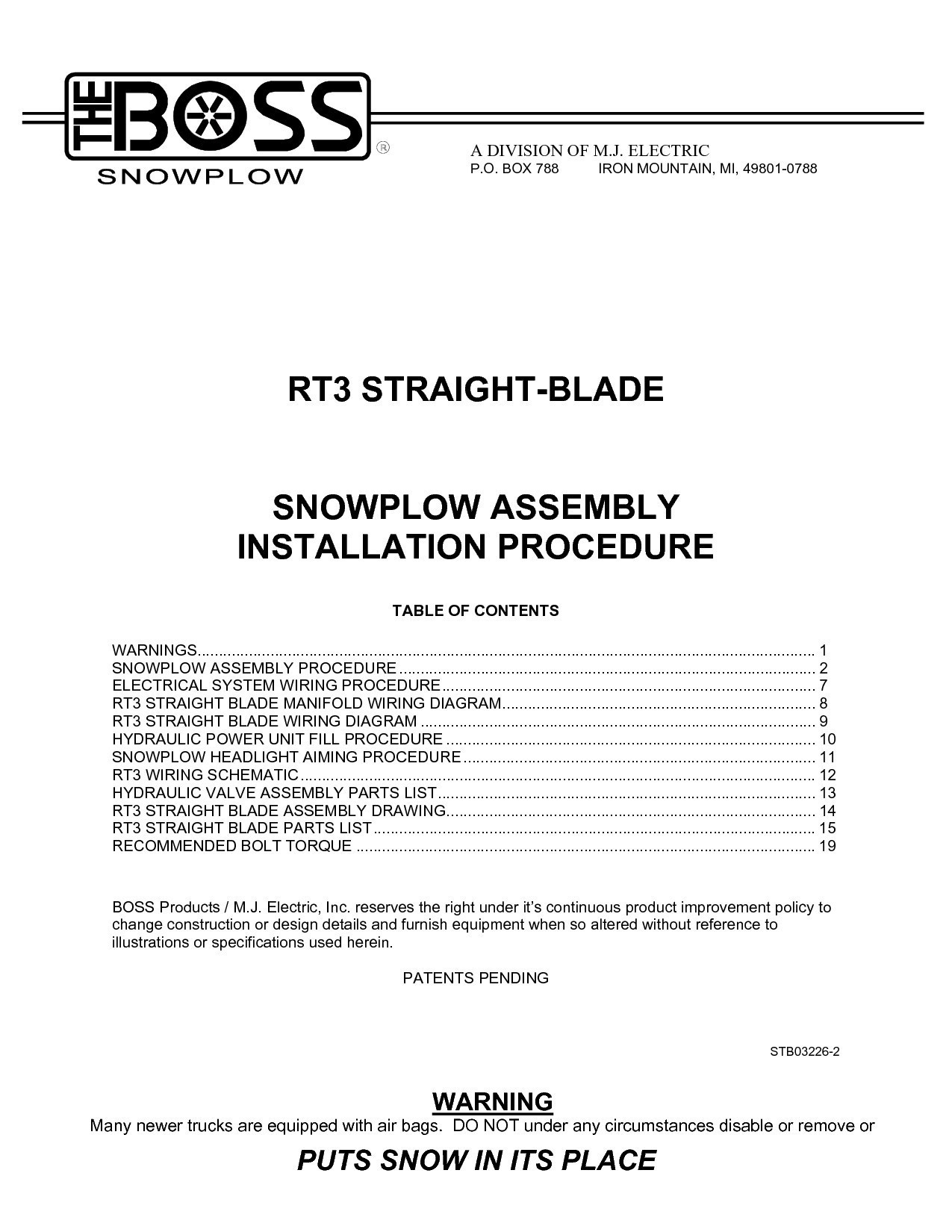 hight resolution of diagram ford automotive wiring diagram boss plow wiring diagram rt3rt2 boss smart hitch wiring diagram wiring