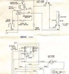 dryer wiring diagram [ 700 x 1239 Pixel ]