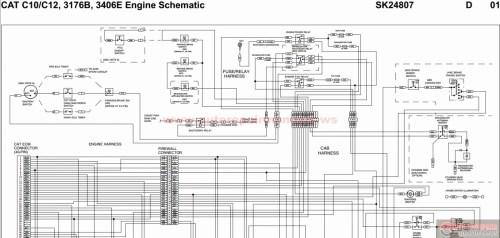 small resolution of sel detroit 60 ecm wiring diagram manual e books detroit series 60 ecm wiring diagram