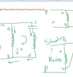 single phase motor forward reverse wiring diagram wiring diagram single phase motor wiring diagram forward reverse [ 1280 x 720 Pixel ]