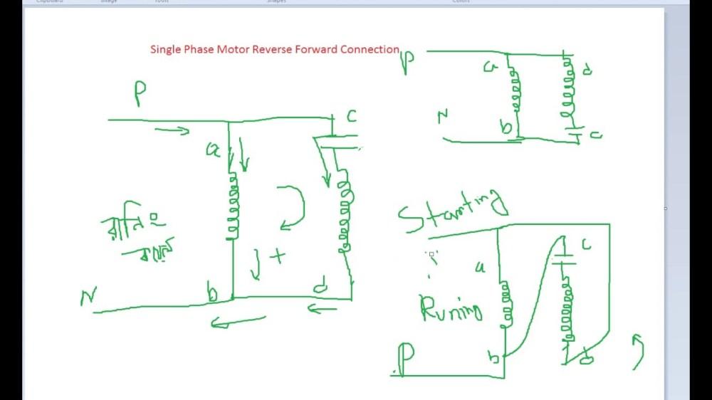 medium resolution of single phase motor forward reverse wiring diagram wiring diagram single phase motor wiring diagram forward reverse