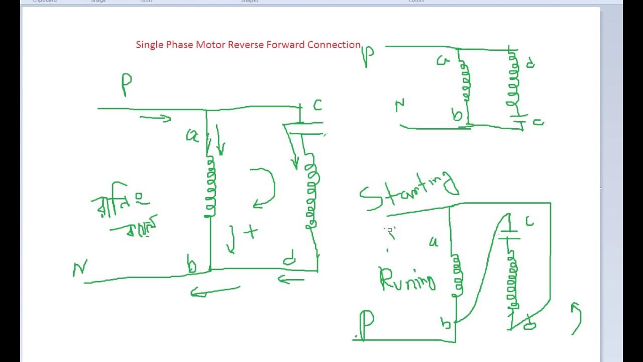 hight resolution of single phase motor forward reverse wiring diagram wiring diagram single phase motor wiring diagram forward reverse