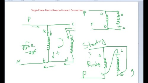 small resolution of single phase motor forward reverse wiring diagram wiring diagram single phase motor wiring diagram forward reverse