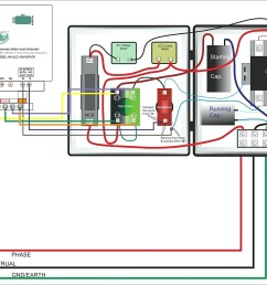 three pump diagram wiring diagram toolbox 3 wire submersible pump control box wiring diagram 3 phase [ 1500 x 1064 Pixel ]