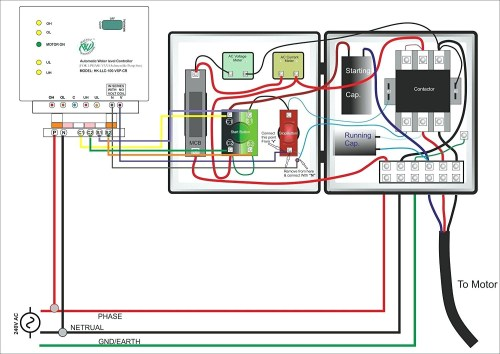 small resolution of 3 wire pump controller diagram wiring diagram list 3 phase submersible pump control panel wiring diagram