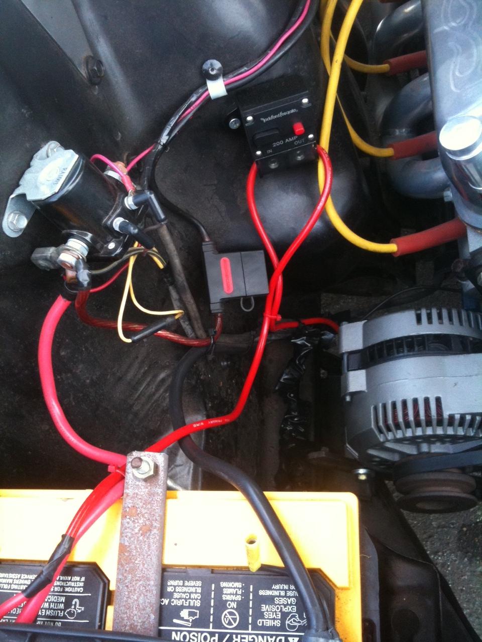 hight resolution of one wire alternator wiring diagram wirings diagram 1 wire alternator wiring ford one wire alternator wiring