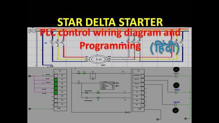 Control Wiring Diagram Of Star Delta Starter Pdf