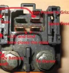 yamaha starter relay diagram wiring diagrams konsult chinese atv starter solenoid wiring atv starter solenoid wiring [ 1264 x 710 Pixel ]