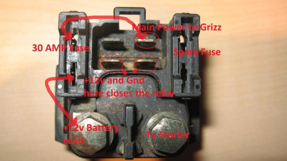 medium resolution of yamaha starter relay diagram wiring diagrams konsult chinese atv starter solenoid wiring atv starter solenoid wiring