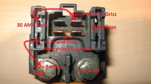 small resolution of yamaha starter relay diagram wiring diagrams konsult chinese atv starter solenoid wiring atv starter solenoid wiring