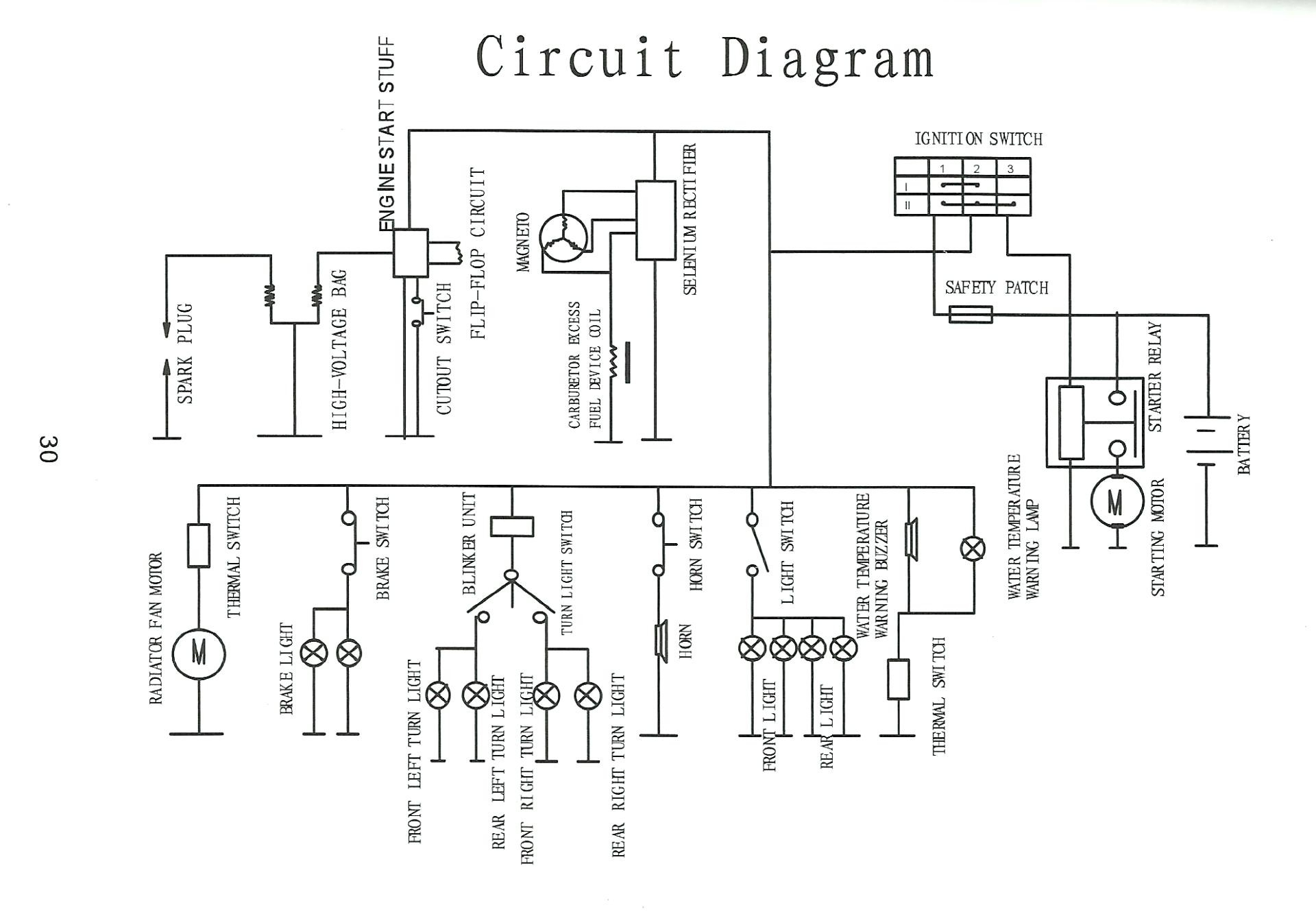 hight resolution of tao tao 150cc scooter wiring diagram wiring diagram 150cc scooter wiring diagram