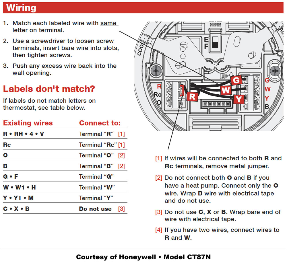 medium resolution of  honeywell thermostat honeywell rthl2510c wiring diagram wiring diagram on honeywell thermostat installation diagram