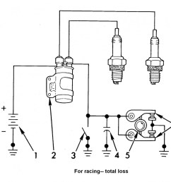 points and condenser wiring diagram wirings diagram on vw coil wiring diagram  [ 965 x 910 Pixel ]