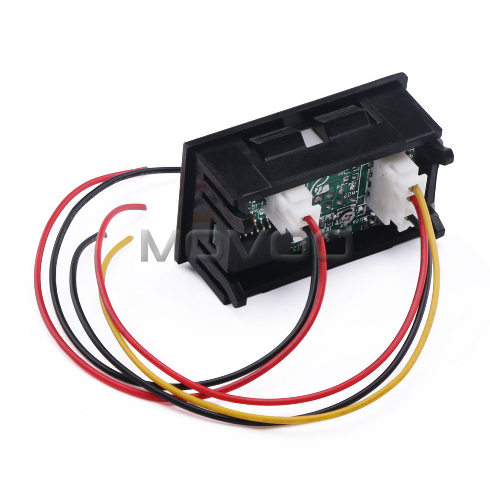 hight resolution of volt amp meter wiring diagram for led wiring library digital volt amp meter wiring diagram