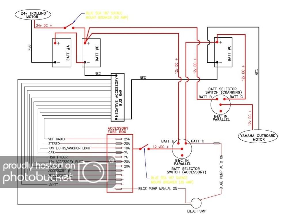 medium resolution of boat trolling motor 24v battery wiring diagram wiring diagram2wire wiring diagram 24v trolling motor 8