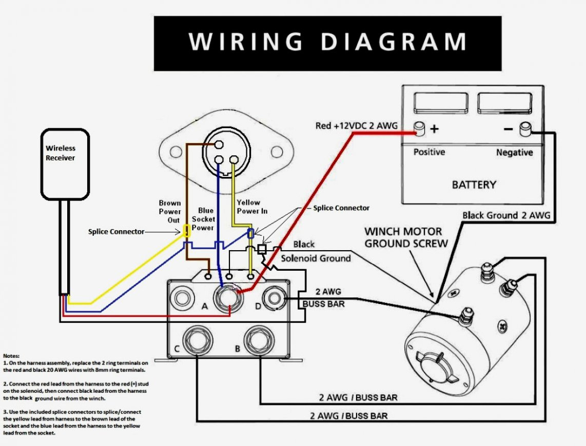 hight resolution of 3 pole solenoid wiring diagram winch wiring diagram operations 3 pole winch wiring diagram