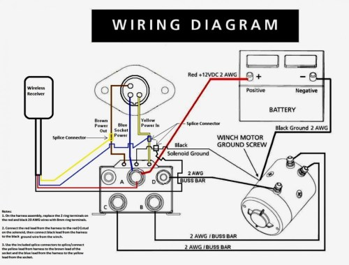 small resolution of 3 pole solenoid wiring diagram winch wiring diagram operations 3 pole winch wiring diagram