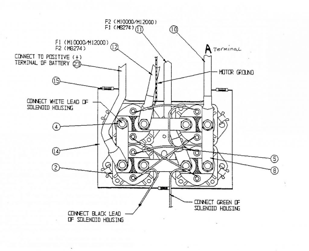 Warn Winch Wiring Diagram