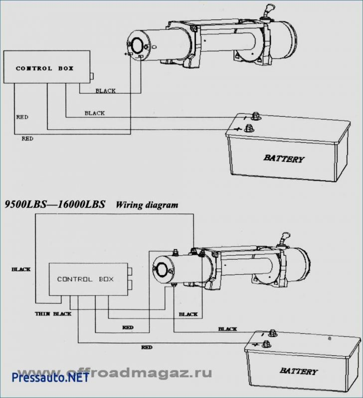 warn winch wiring diagram xd9000i archimate example wirings