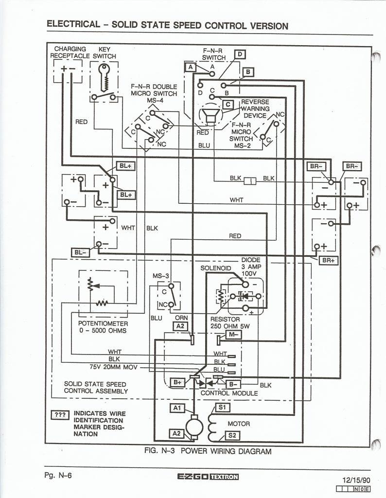 hight resolution of wiring diagram ezgo golf cart ez go at electric wiring diagrams ezgo txt wiring diagram